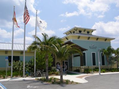 Loggerhead Marinelife Center is located in Juno Beach, FL.